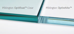 pilkington optiwhite(TM) glass